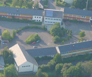 Duale Oberschule in Betzdorf unsere Leistung Außenputz
