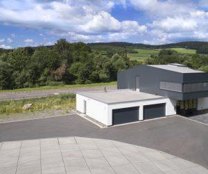 Firma Damm in Attendorn