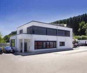 Firma Remondis in Netphen