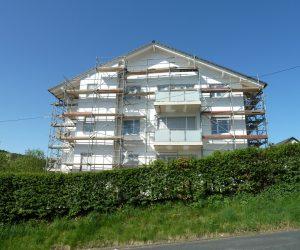Mehrfamilienhaus in Geisweid